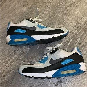 Vintage Nike Air Max customized 1990-2006 as 7.5